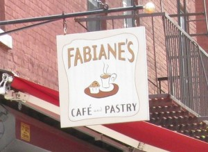Brunch at Fabiane's