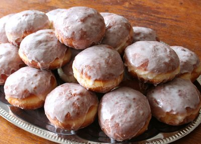 But, since she is in Poland and shipping me paczki would have been ...
