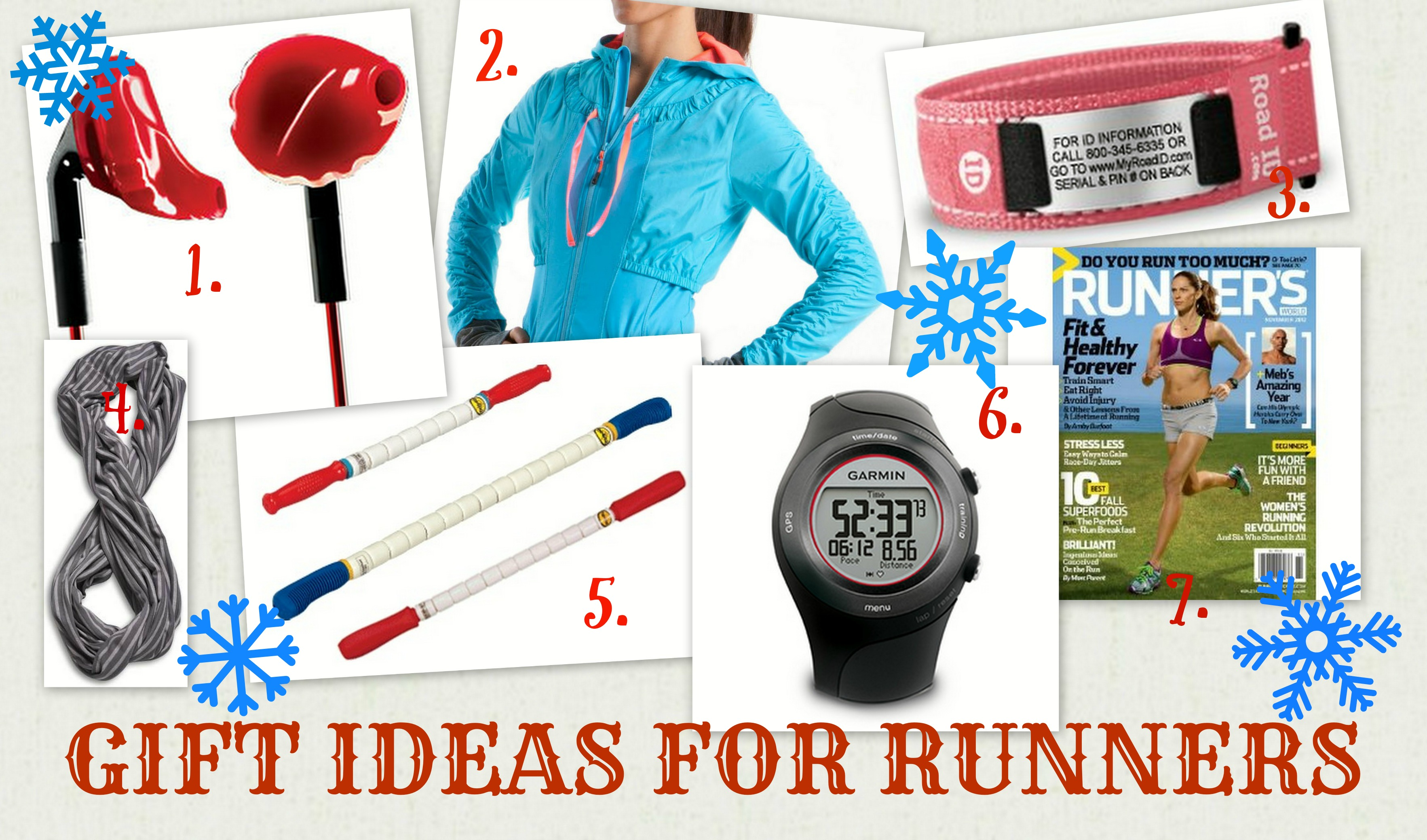 Baby Gift Ideas For Runners : Gift ideas for runners frolic through life