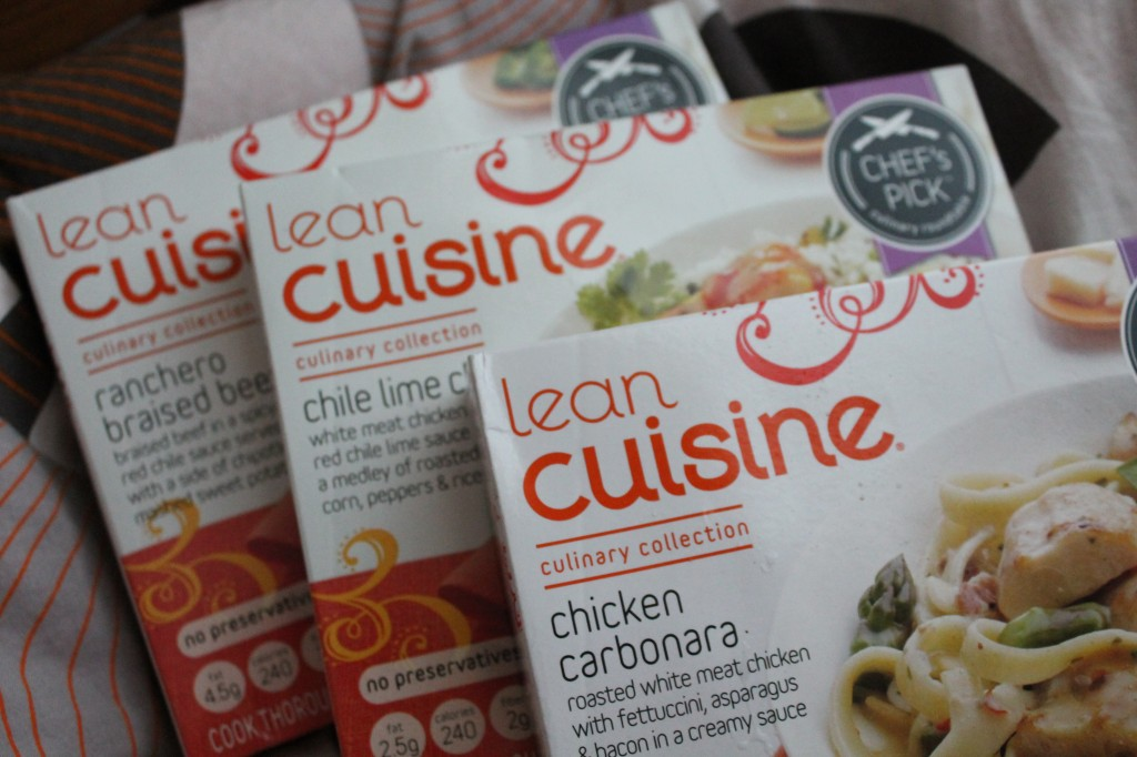 Lean Cuisine Culinary Collection