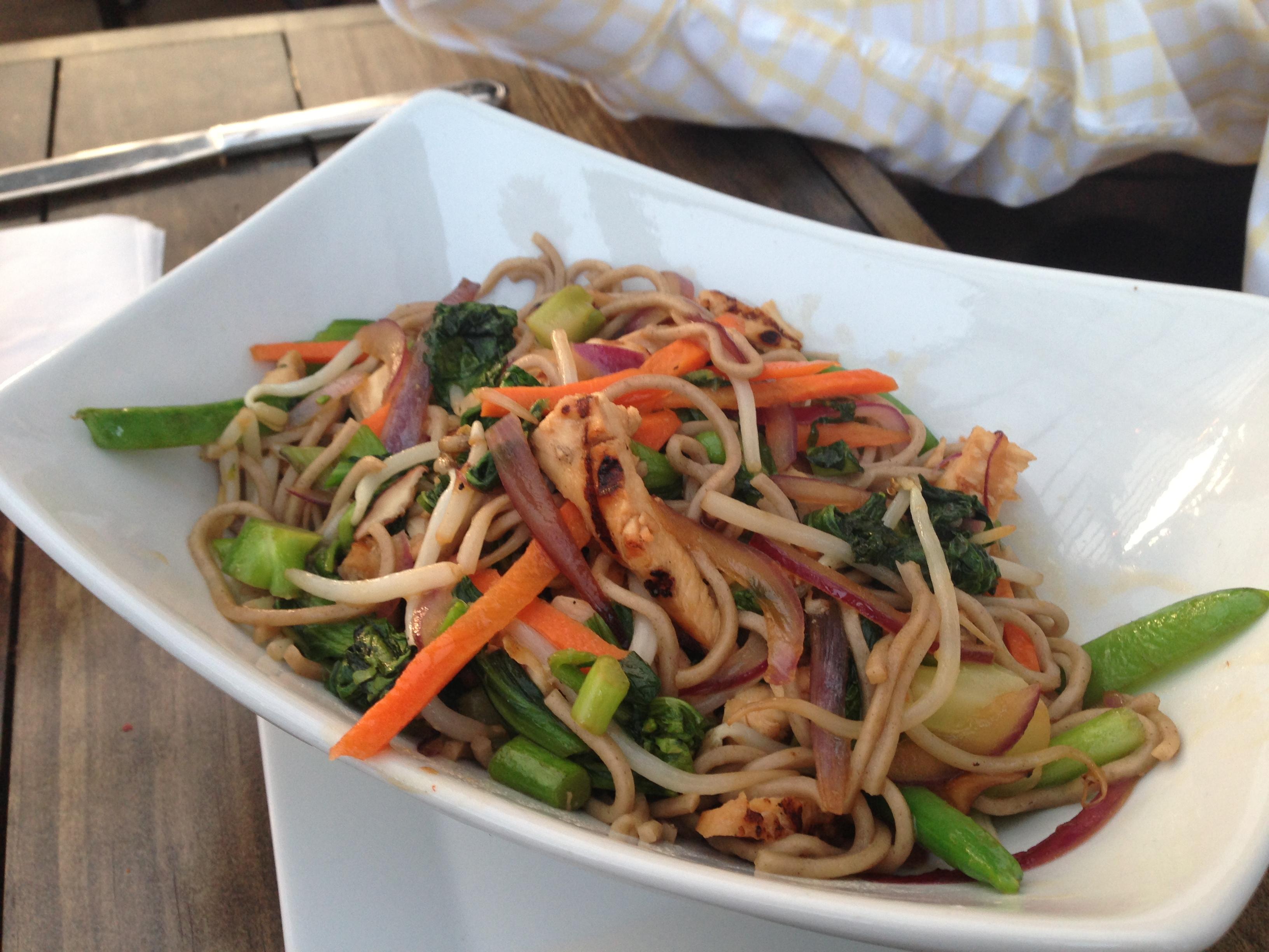 soba noodle stir fry penthouse 808
