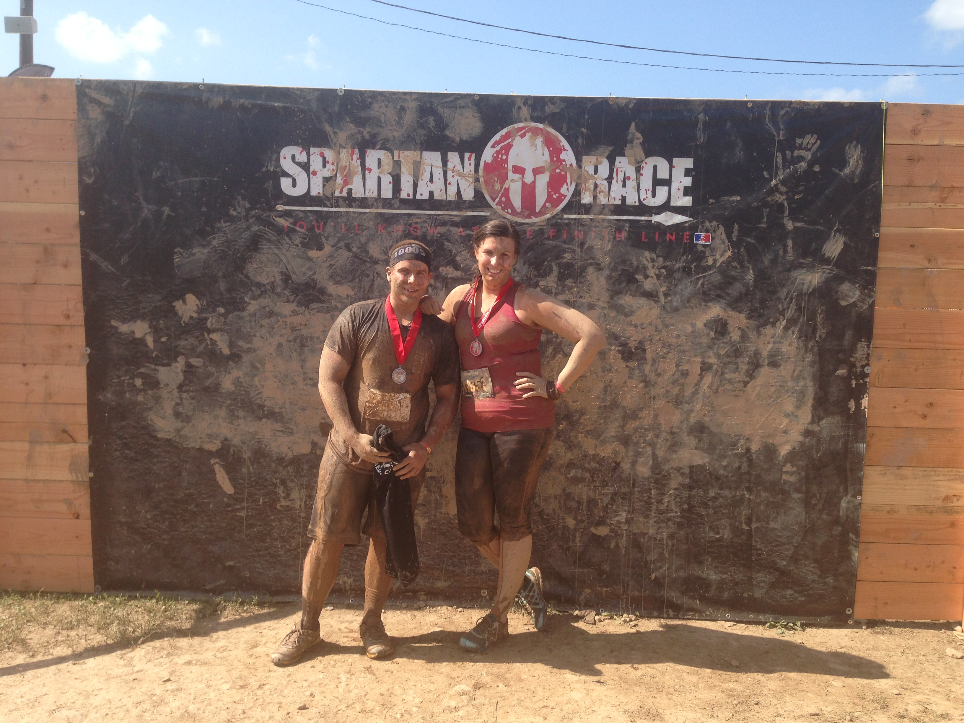 spartan sprint blue mountain