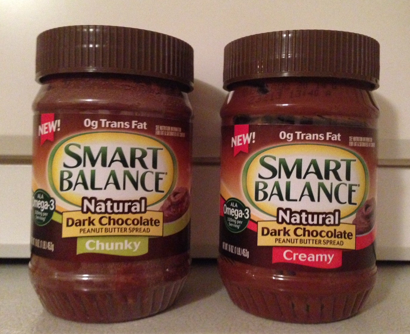 smart balance dark chocolate peanut butter