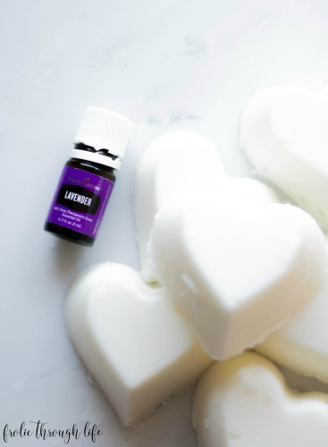 how to make young living bath bombs