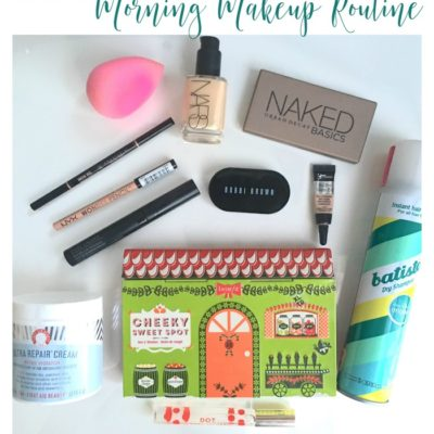 Morning Makeup Routine