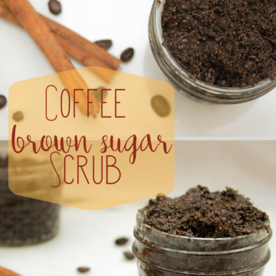 Coffee Brown Sugar Body Scrub