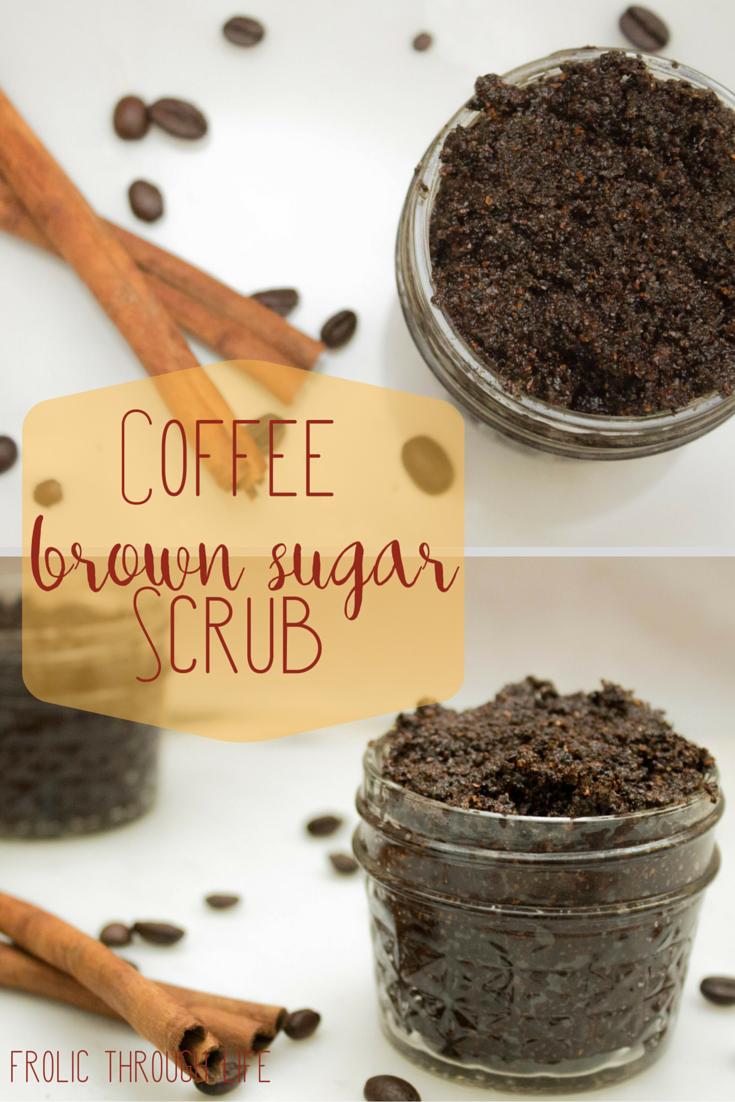 Coffee Brown Sugar Scrub