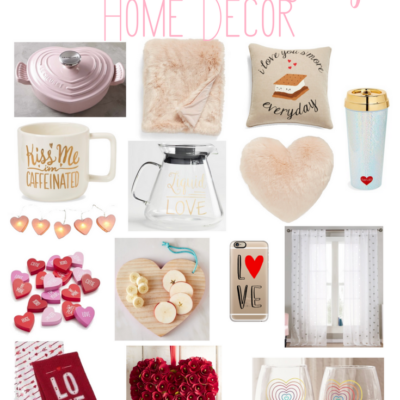 Valentine's Day Home Decor