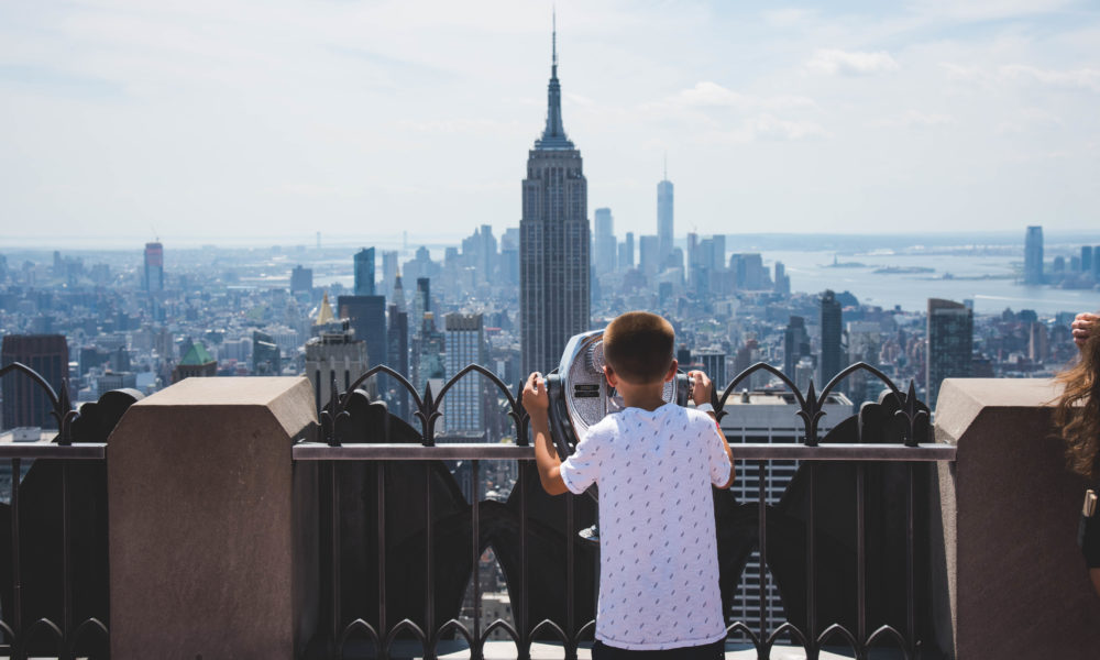 NYC Travel Guide: Top of the Rock