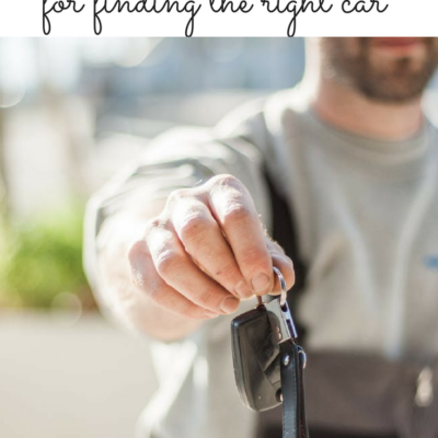 5 Tips for Finding the Right Car