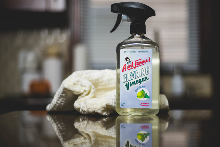 aunt fannie's #HomeSweetBiome #HealthierHousekeeping #PlantBased #NaturalCleaning